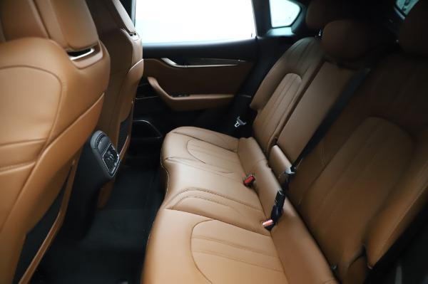 New 2021 Maserati Levante Q4 GranSport for sale $91,385 at Bugatti of Greenwich in Greenwich CT 06830 20