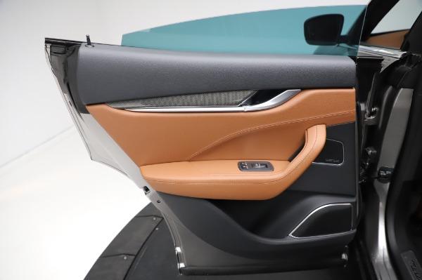 New 2021 Maserati Levante Q4 GranSport for sale $91,385 at Bugatti of Greenwich in Greenwich CT 06830 21