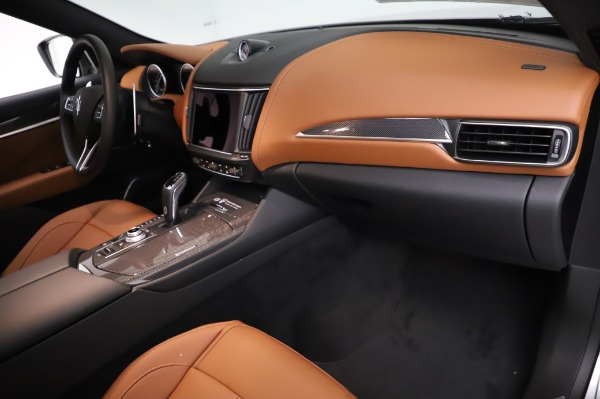 New 2021 Maserati Levante Q4 GranSport for sale $91,385 at Bugatti of Greenwich in Greenwich CT 06830 22