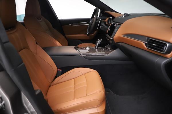 New 2021 Maserati Levante Q4 GranSport for sale $91,385 at Bugatti of Greenwich in Greenwich CT 06830 23