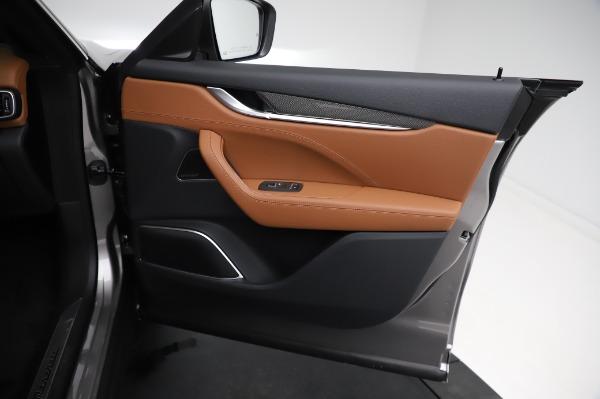 New 2021 Maserati Levante Q4 GranSport for sale $91,385 at Bugatti of Greenwich in Greenwich CT 06830 24