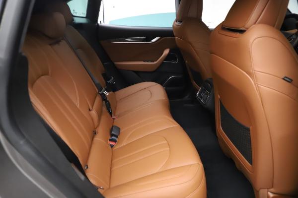 New 2021 Maserati Levante Q4 GranSport for sale $91,385 at Bugatti of Greenwich in Greenwich CT 06830 25