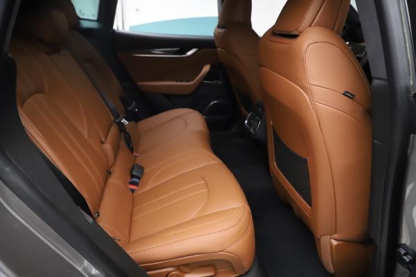 New 2021 Maserati Levante Q4 GranSport for sale $91,385 at Bugatti of Greenwich in Greenwich CT 06830 26