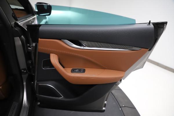 New 2021 Maserati Levante Q4 GranSport for sale $91,385 at Bugatti of Greenwich in Greenwich CT 06830 27