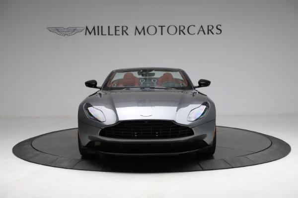 Used 2019 Aston Martin DB11 Volante for sale $211,990 at Bugatti of Greenwich in Greenwich CT 06830 11