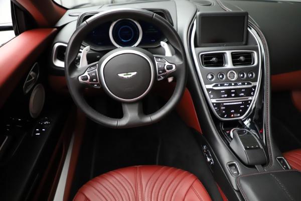 Used 2019 Aston Martin DB11 Volante for sale $211,990 at Bugatti of Greenwich in Greenwich CT 06830 13