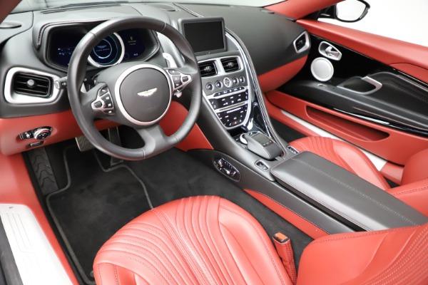 Used 2019 Aston Martin DB11 Volante for sale $211,990 at Bugatti of Greenwich in Greenwich CT 06830 14