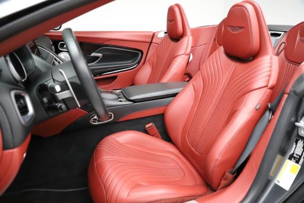 Used 2019 Aston Martin DB11 Volante for sale $211,990 at Bugatti of Greenwich in Greenwich CT 06830 16