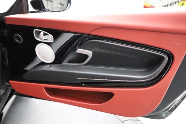 Used 2019 Aston Martin DB11 Volante for sale $211,990 at Bugatti of Greenwich in Greenwich CT 06830 21