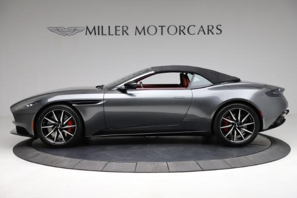 Used 2019 Aston Martin DB11 Volante for sale $211,990 at Bugatti of Greenwich in Greenwich CT 06830 23