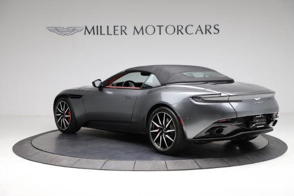 Used 2019 Aston Martin DB11 Volante for sale $211,990 at Bugatti of Greenwich in Greenwich CT 06830 24