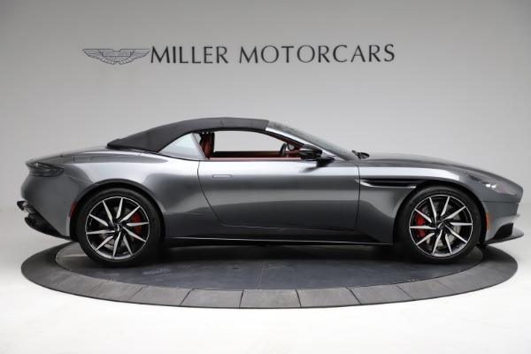 Used 2019 Aston Martin DB11 Volante for sale $211,990 at Bugatti of Greenwich in Greenwich CT 06830 26