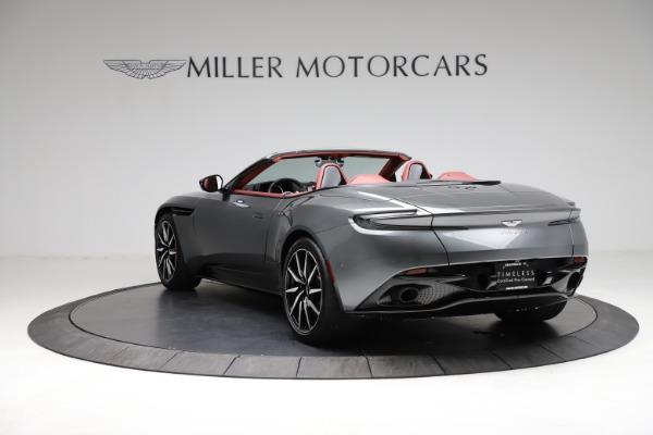 Used 2019 Aston Martin DB11 Volante for sale $211,990 at Bugatti of Greenwich in Greenwich CT 06830 4
