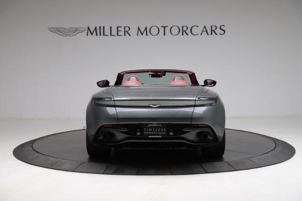 Used 2019 Aston Martin DB11 Volante for sale $211,990 at Bugatti of Greenwich in Greenwich CT 06830 5