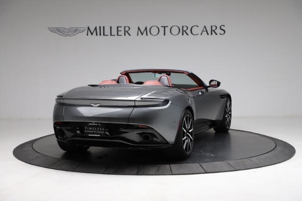 Used 2019 Aston Martin DB11 Volante for sale $211,990 at Bugatti of Greenwich in Greenwich CT 06830 6