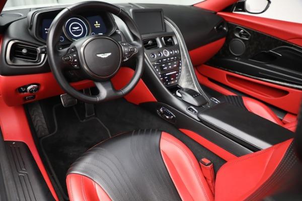 Used 2019 Aston Martin DB11 Volante for sale $209,990 at Bugatti of Greenwich in Greenwich CT 06830 19