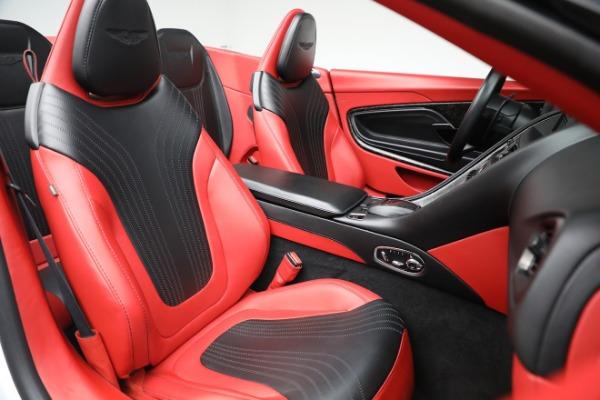 Used 2019 Aston Martin DB11 Volante for sale $209,990 at Bugatti of Greenwich in Greenwich CT 06830 25