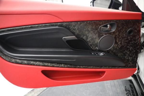 Used 2019 Aston Martin DB11 Volante for sale $209,990 at Bugatti of Greenwich in Greenwich CT 06830 26