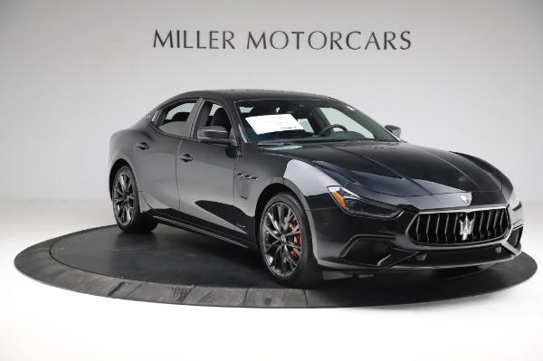 New 2021 Maserati Ghibli S Q4 GranSport for sale Sold at Bugatti of Greenwich in Greenwich CT 06830 13
