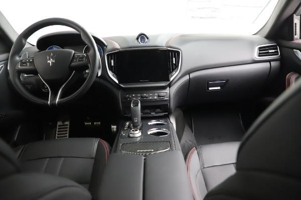 New 2021 Maserati Ghibli S Q4 GranSport for sale Sold at Bugatti of Greenwich in Greenwich CT 06830 18