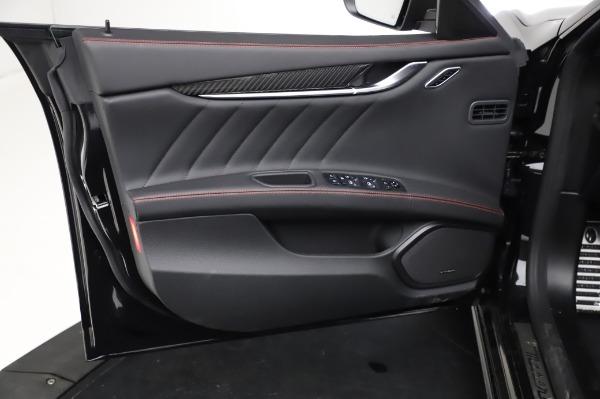 New 2021 Maserati Ghibli S Q4 GranSport for sale Sold at Bugatti of Greenwich in Greenwich CT 06830 19