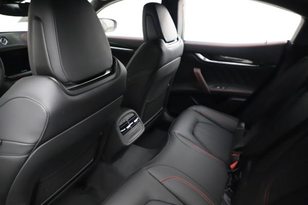 New 2021 Maserati Ghibli S Q4 GranSport for sale Sold at Bugatti of Greenwich in Greenwich CT 06830 20