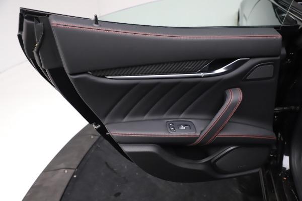 New 2021 Maserati Ghibli S Q4 GranSport for sale Sold at Bugatti of Greenwich in Greenwich CT 06830 23