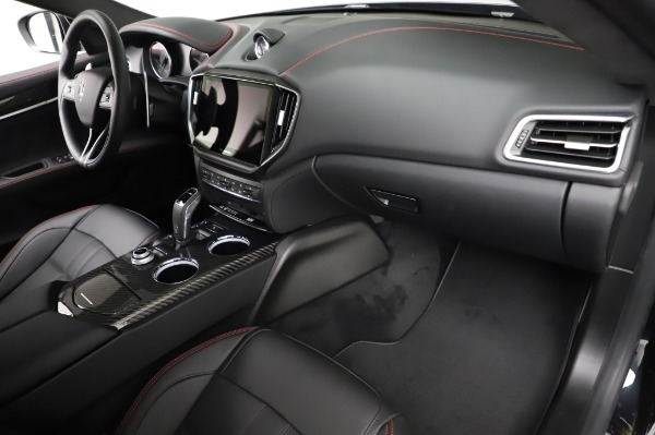 New 2021 Maserati Ghibli S Q4 GranSport for sale Sold at Bugatti of Greenwich in Greenwich CT 06830 24