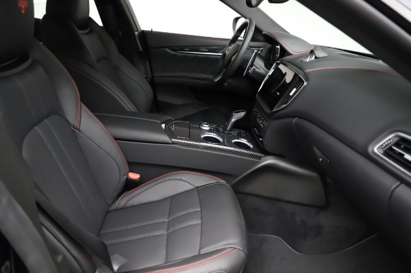 New 2021 Maserati Ghibli S Q4 GranSport for sale Sold at Bugatti of Greenwich in Greenwich CT 06830 25