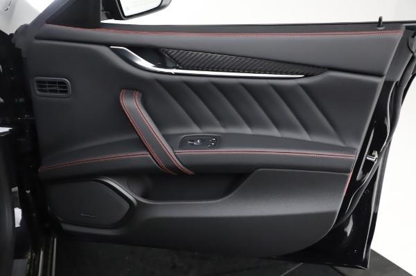 New 2021 Maserati Ghibli S Q4 GranSport for sale Sold at Bugatti of Greenwich in Greenwich CT 06830 26