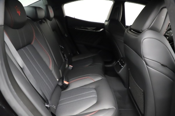 New 2021 Maserati Ghibli S Q4 GranSport for sale Sold at Bugatti of Greenwich in Greenwich CT 06830 27