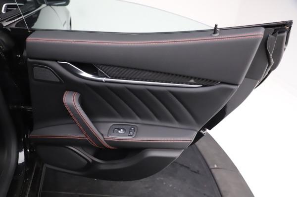 New 2021 Maserati Ghibli S Q4 GranSport for sale Sold at Bugatti of Greenwich in Greenwich CT 06830 28