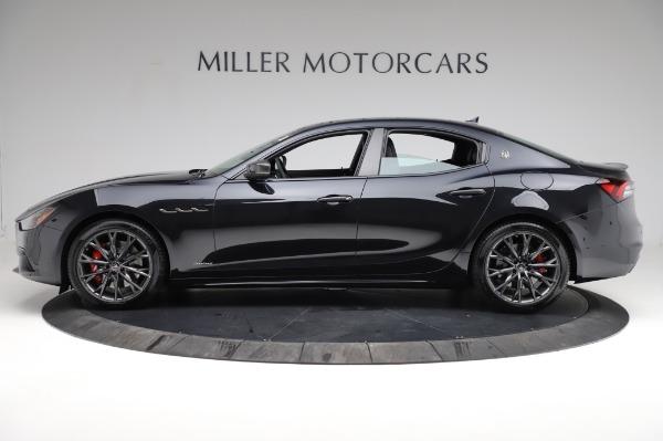 New 2021 Maserati Ghibli S Q4 GranSport for sale Sold at Bugatti of Greenwich in Greenwich CT 06830 3
