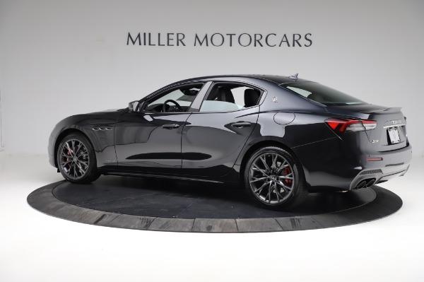 New 2021 Maserati Ghibli S Q4 GranSport for sale Sold at Bugatti of Greenwich in Greenwich CT 06830 5