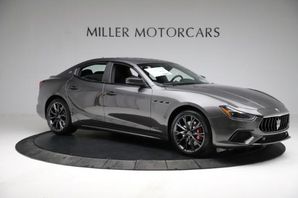 New 2021 Maserati Ghibli S Q4 GranSport for sale $100,635 at Bugatti of Greenwich in Greenwich CT 06830 10