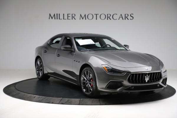 New 2021 Maserati Ghibli S Q4 GranSport for sale $100,635 at Bugatti of Greenwich in Greenwich CT 06830 11