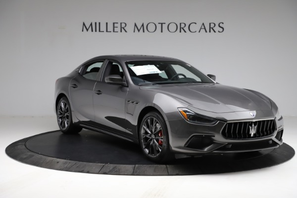 New 2021 Maserati Ghibli S Q4 GranSport for sale $100,635 at Bugatti of Greenwich in Greenwich CT 06830 12