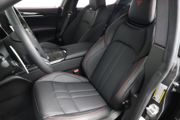 New 2021 Maserati Ghibli S Q4 GranSport for sale $100,635 at Bugatti of Greenwich in Greenwich CT 06830 16