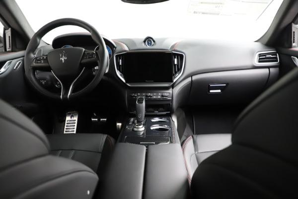 New 2021 Maserati Ghibli S Q4 GranSport for sale $100,635 at Bugatti of Greenwich in Greenwich CT 06830 18