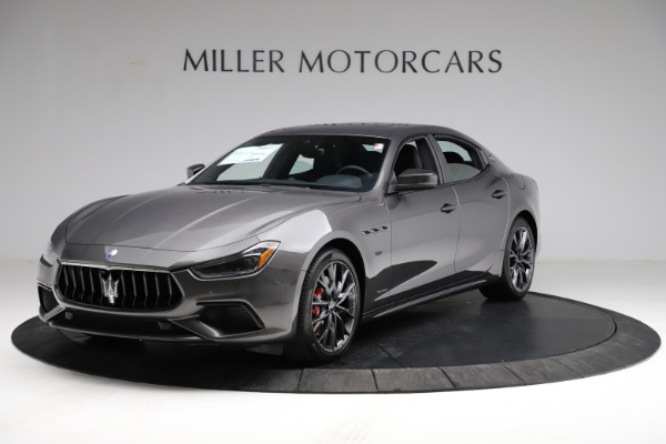 New 2021 Maserati Ghibli S Q4 GranSport for sale $100,635 at Bugatti of Greenwich in Greenwich CT 06830 2