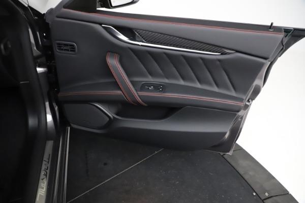 New 2021 Maserati Ghibli S Q4 GranSport for sale $100,635 at Bugatti of Greenwich in Greenwich CT 06830 24