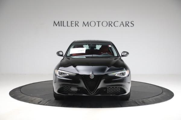 New 2021 Alfa Romeo Giulia Q4 for sale $48,535 at Bugatti of Greenwich in Greenwich CT 06830 12