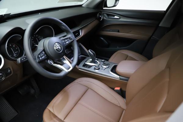 New 2021 Alfa Romeo Stelvio Ti Q4 for sale $53,650 at Bugatti of Greenwich in Greenwich CT 06830 13