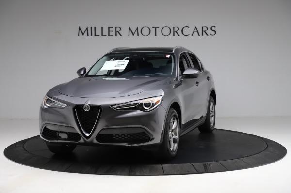 New 2021 Alfa Romeo Stelvio Q4 for sale $48,900 at Bugatti of Greenwich in Greenwich CT 06830 1