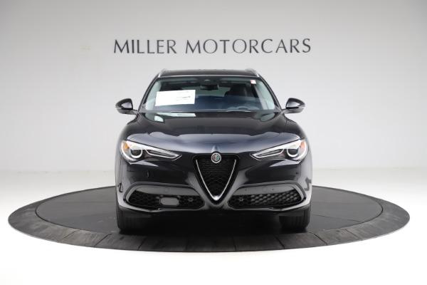 New 2021 Alfa Romeo Stelvio Q4 for sale $50,245 at Bugatti of Greenwich in Greenwich CT 06830 12