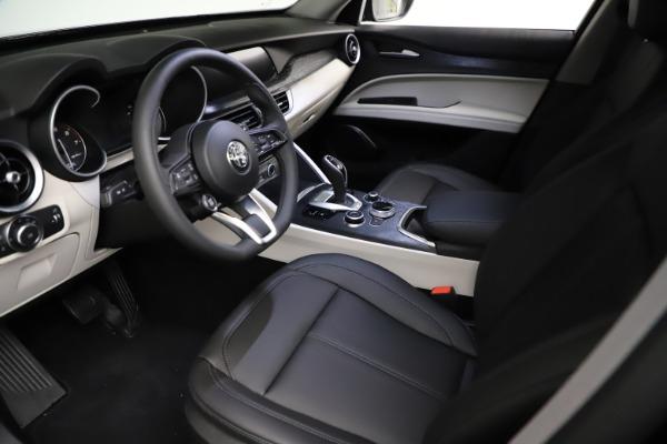 New 2021 Alfa Romeo Stelvio Q4 for sale $50,245 at Bugatti of Greenwich in Greenwich CT 06830 13