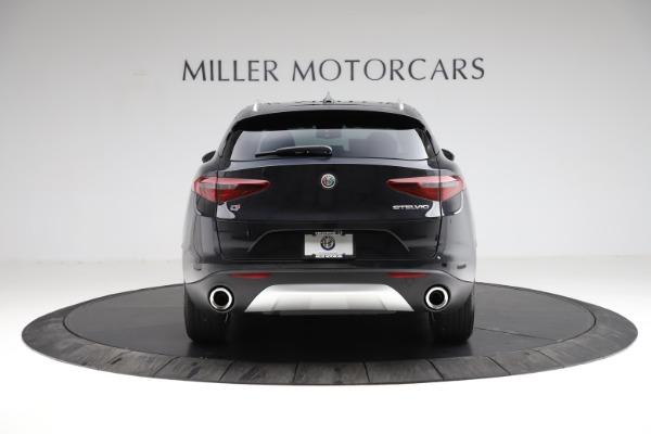New 2021 Alfa Romeo Stelvio Q4 for sale $50,245 at Bugatti of Greenwich in Greenwich CT 06830 6