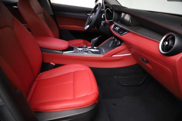 New 2021 Alfa Romeo Stelvio Ti Q4 for sale $55,500 at Bugatti of Greenwich in Greenwich CT 06830 22