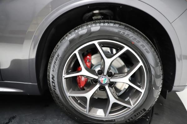 New 2021 Alfa Romeo Stelvio Ti Q4 for sale $55,500 at Bugatti of Greenwich in Greenwich CT 06830 28