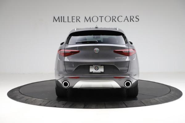 New 2021 Alfa Romeo Stelvio Ti Q4 for sale $55,500 at Bugatti of Greenwich in Greenwich CT 06830 7